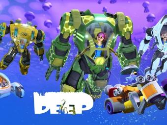 The Deep Animated Series